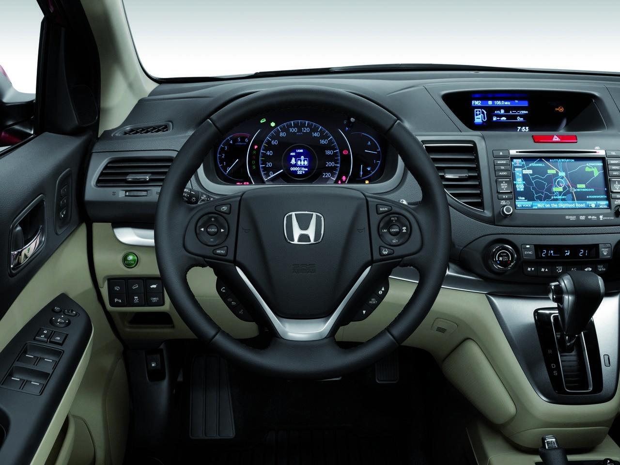Foto de Honda CR-V 4ª generación (31/71)