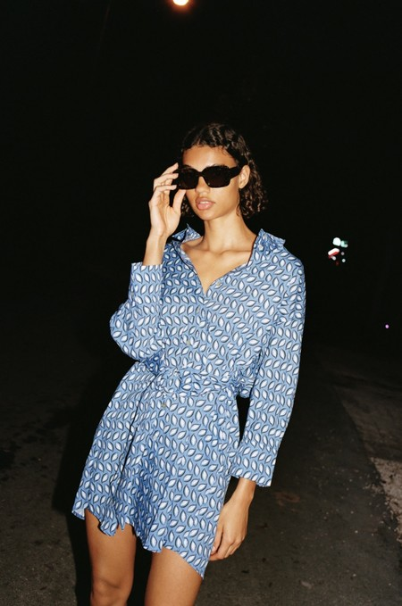 Vestido Verano 2020 Estampado 10