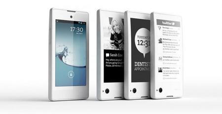 Yotaphone, con una pantalla LCD y una E-Ink disponible internacionalmente en Diciembre