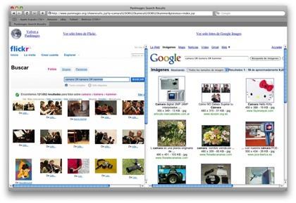 Panimages, búsqueda multilingüe de imágenes