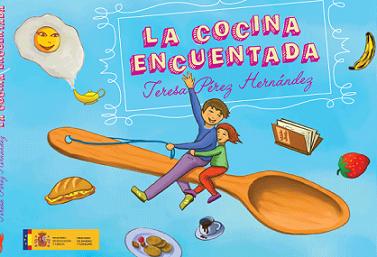 La cocina encuentada, un libro contra la obesidad infantil