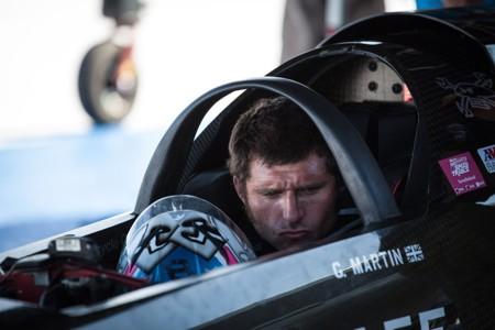 El asalto al récord mundial de Triumph y Guy Martin será en septiembre