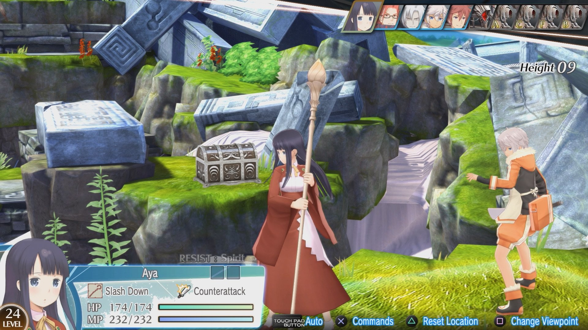 Foto de Summon Night 6: Lost Borders (6/34)