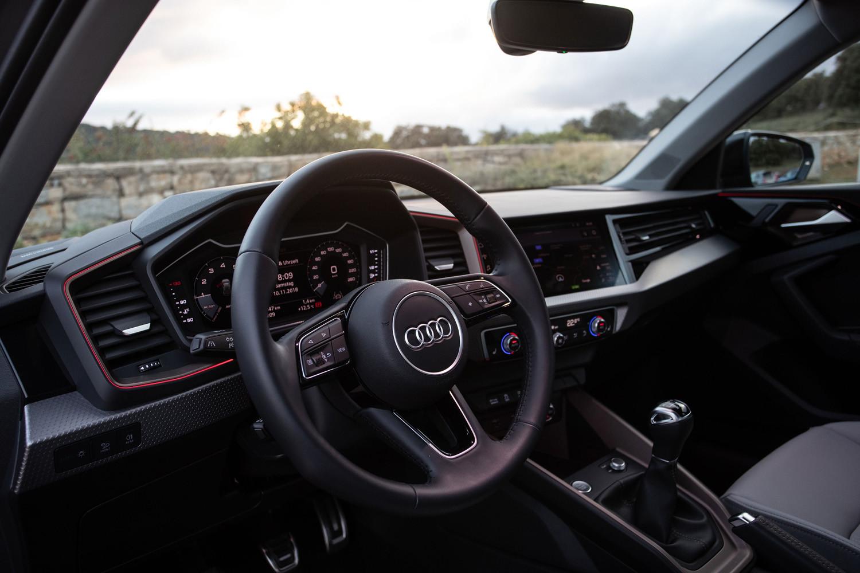 Foto de Audi A1 2018, toma de contacto (91/172)