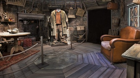 Hagrids Hut