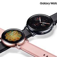 """Galaxy Watch Active2: diseño elegante y bisel táctil para el nuevo """"smartwatch deportivo"""" de Samsung"""