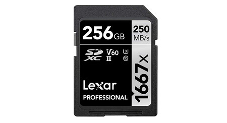 Lexar Professional Sdxc 1667x 256 Gb