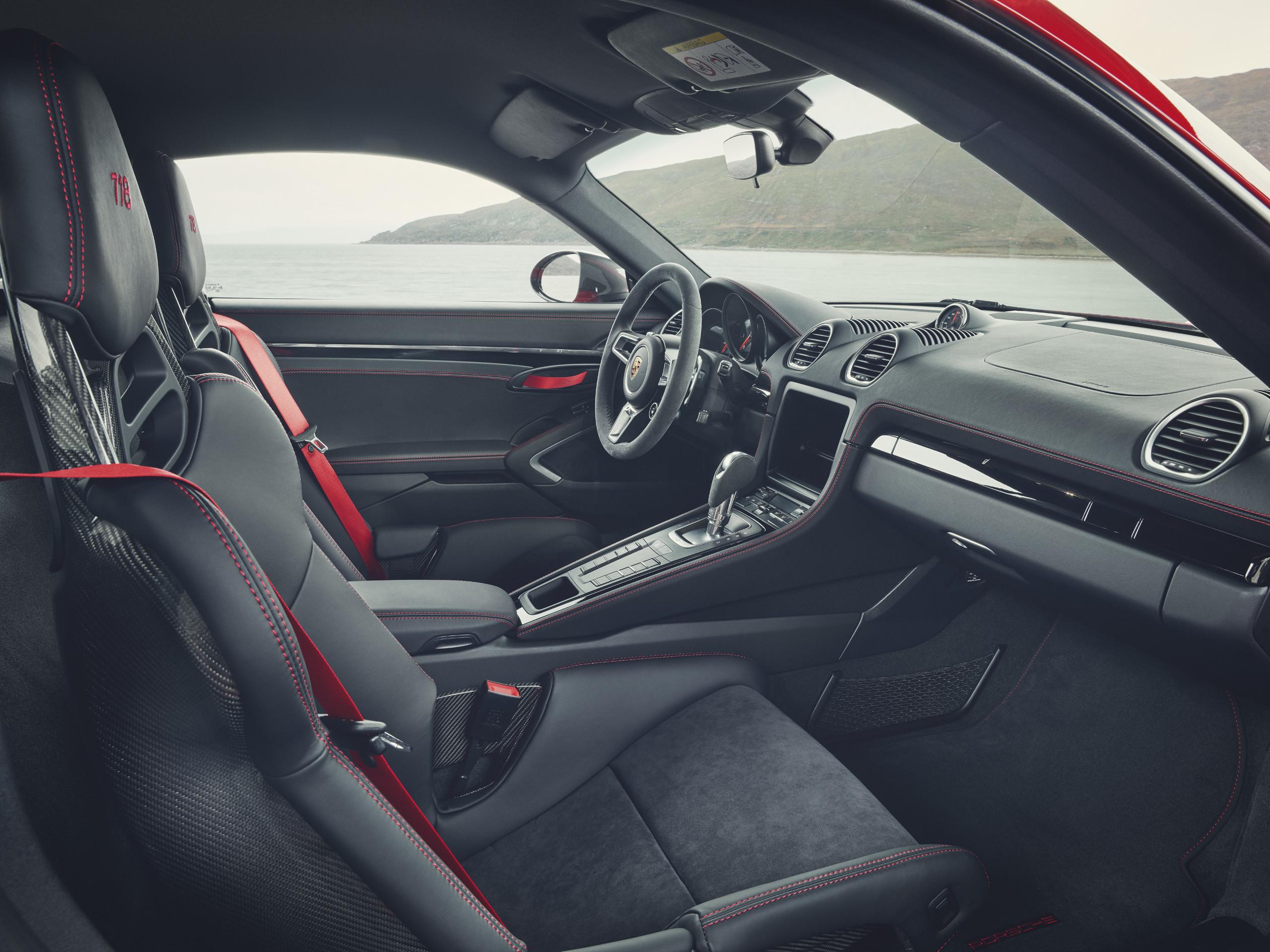 Foto de Porsche 718 Cayman y Boxster T (8/10)