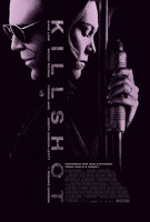 'Killshot' con Diane Lane y Mickey Rourke, póster