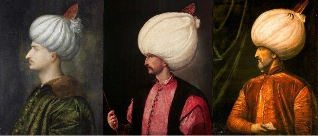 Sultan de Suleyman
