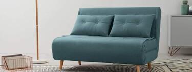 7 sofás minis (y bonitos) de Amazon, Made y La Redoute para encajar en salones pequeños