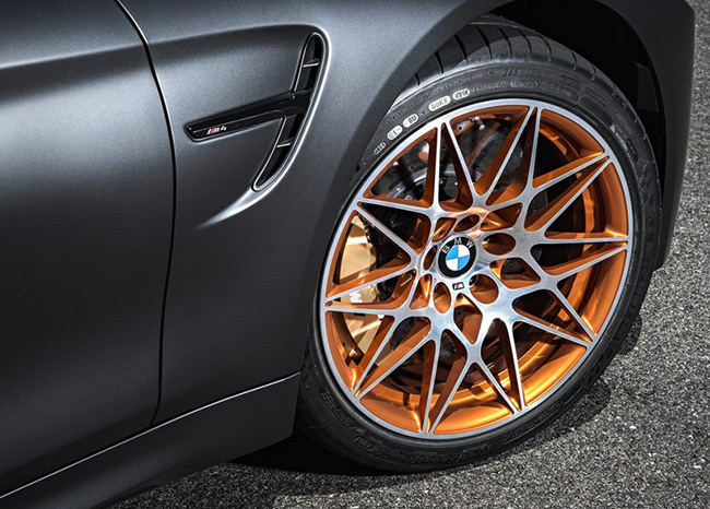 Foto de BMW M4 GTS (17/19)