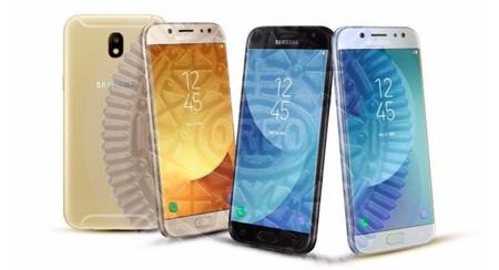 Se retrasa la actualización a Android 8.0 Oreo para los Samsung Galaxy J7, J5, y J3 2017