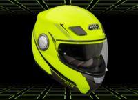 Givi X.08 modular amarillo fluorescente para que te vean bien