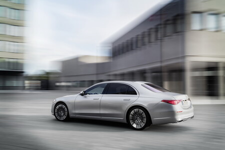 Mercedes Benz Clase S 2021 Precio Mexico 4