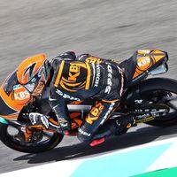 Adam Norrodin inicia el GP de Francia con el mejor tiempo de Moto3