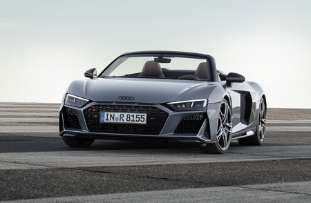 Audi R8 2019 6