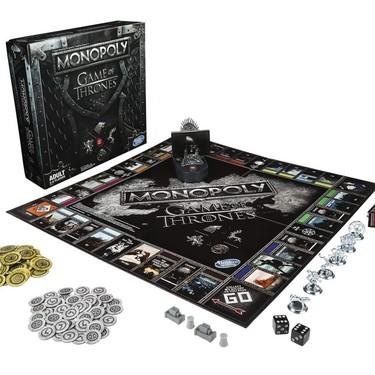 El Monopoly de 'Juego de tronos', el de 'Friends' y 7 versiones temáticas más del mítico juego de mesa que son un regalazo