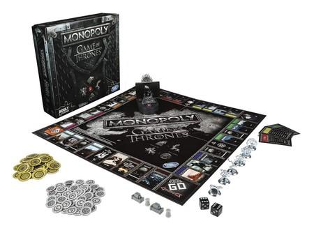 El Monopoly De Juego De Tronos El De Friends Y 7 Versiones
