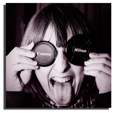 Canon O Nikon