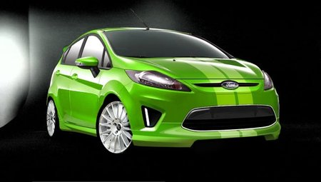 Ford Fiesta by 3dCarbon
