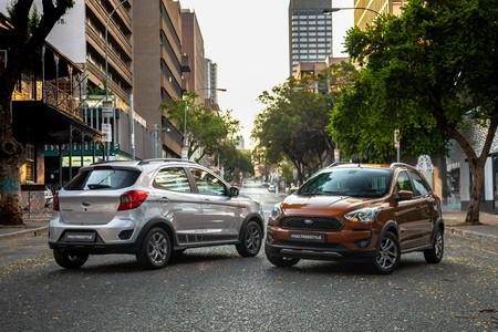 El Ford Figo se pone las botas de montaña en África con la versión Freestyle que bien podría funcionar en México