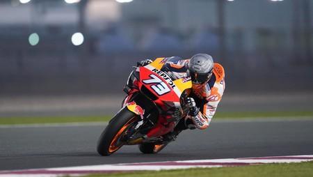 Alex Marquez Catar Motogp 2020