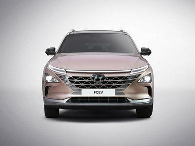 Inteligencia artificial y suministro de energía para el hogar: así será el SUV de hidrógeno de Hyundai