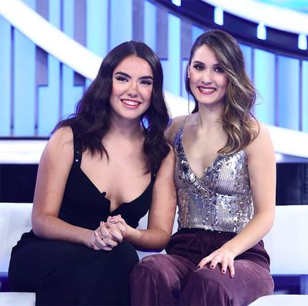 Marta Y Sabela Ultimas Nominadas De Ot 2018 Juntas