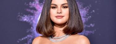 Selena Gomez cambia de look y apuesta por una melena lob en la alfombra roja de los Premios AMAs 2019