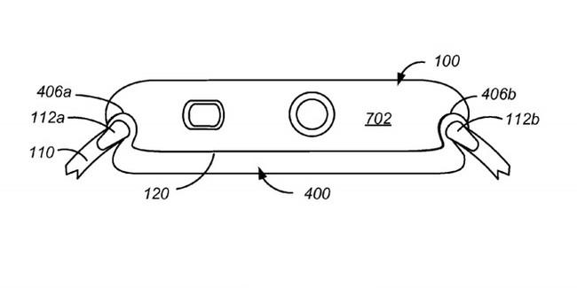 Patente Apple Accesorio Watch