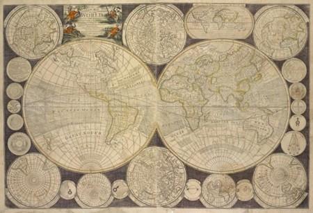 La Biblioteca Pública de Nueva York pone a tu disposición 20.000 mapas históricos listos para descargar
