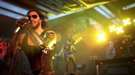 Los nombres de las misiones de Cyberpunk 2077 cambian a Johnny Cash por Alaska, así que aquí tienes una playlist para disfrutar de todas las canciones
