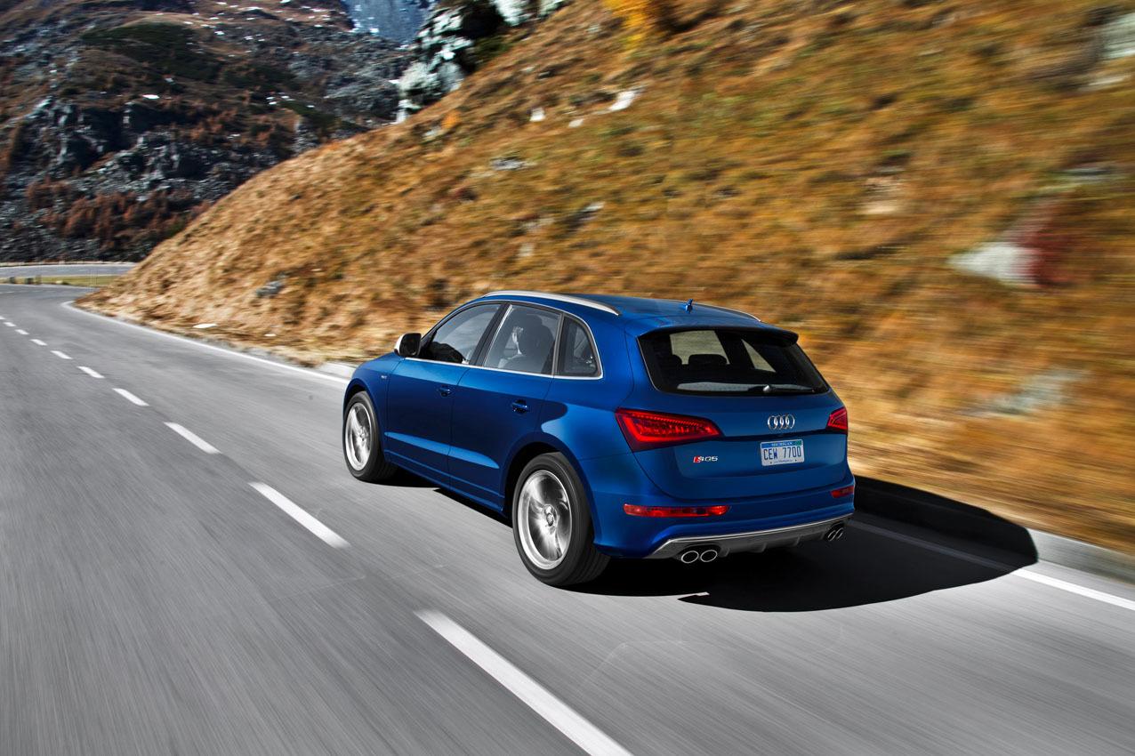 Foto de Audi SQ5 TFSI (7/12)