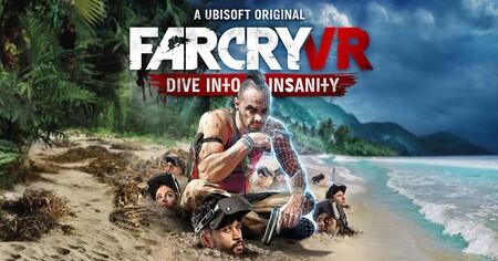 Far Cry VR: Dive Into Insanity, la nueva experiencia de realidad virtual de Ubisoft, llegará a los centros de Zero Latency en julio