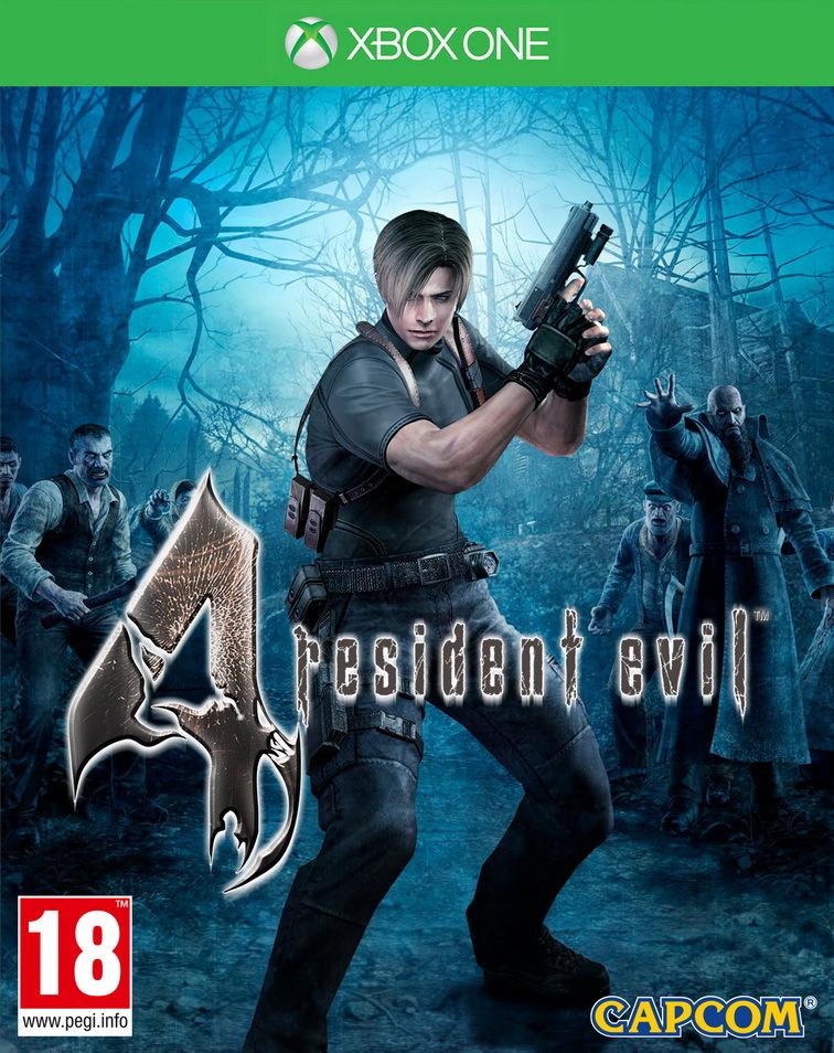 Foto de Carátulas físicas de Resident Evil 4,5 y 6 (1/3)