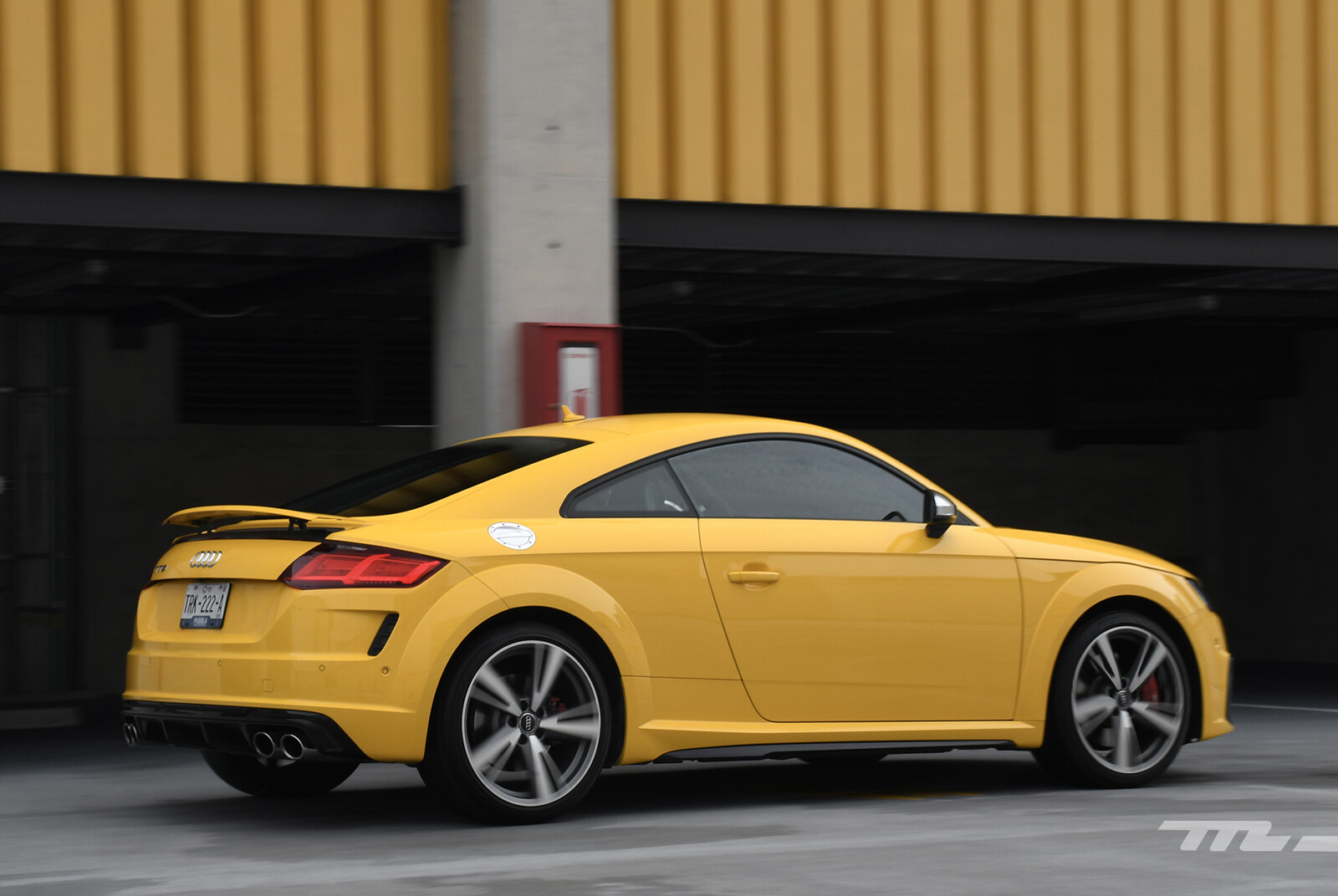 Foto de Audi TTS (prueba) (10/29)