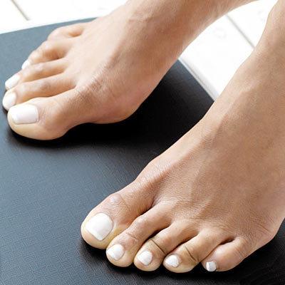 Exfoliante para pies casero