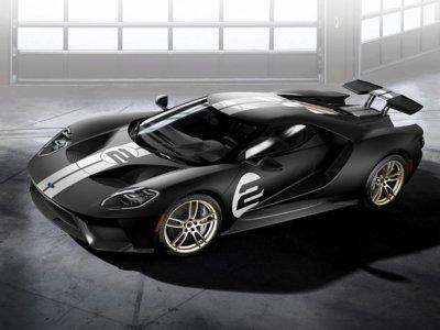 El Ford GT tendrá una producción extendida por 2 años más ¿Te habías quedado esperando uno?