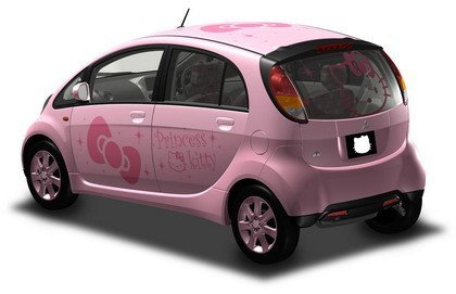 Mitsubishi i Princess Kitty
