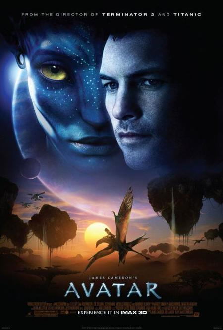 Cartel final de 'Avatar'