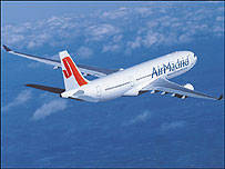 Air Comet se puede hacer con Air Madrid de forma inmediata