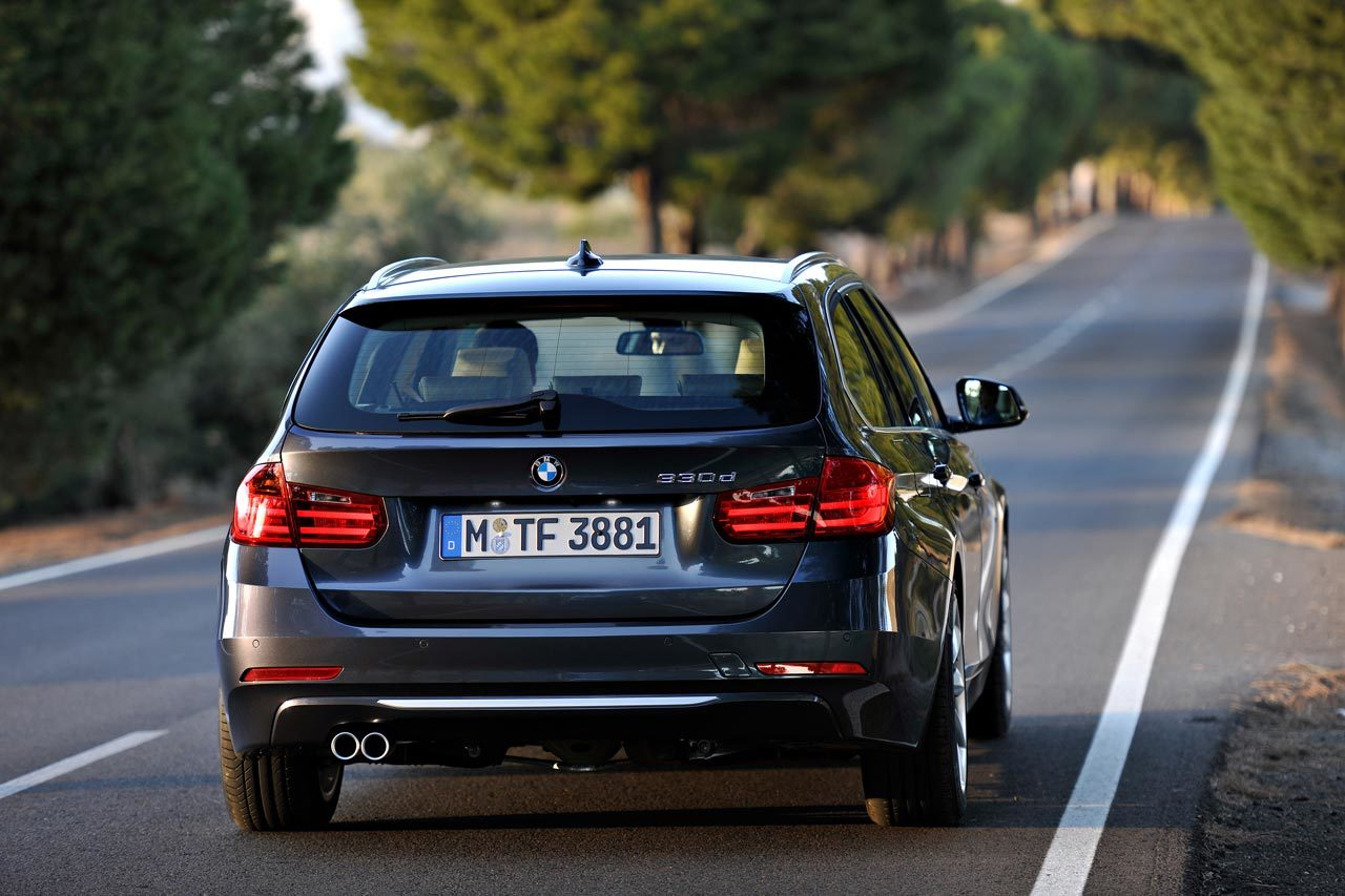 Foto de BMW Serie 3 Touring 2012 (5/43)