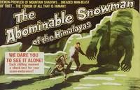 'El abominable hombre de las nieves' tendrá un reboot de mano de la propia Hammer