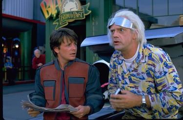 ¿Qué fue de los actores de 'Regreso al Futuro'?
