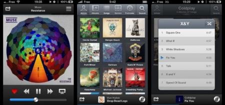 Ecoute iOS