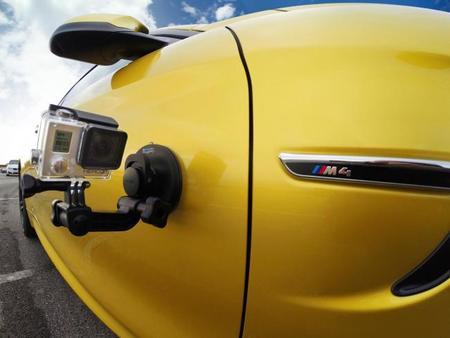 BMW y MINI integran las GoPro con los sistemas de sus coches