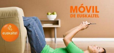 Euskaltel añade 500 MB gratis a su tarifa de 1.000 minutos