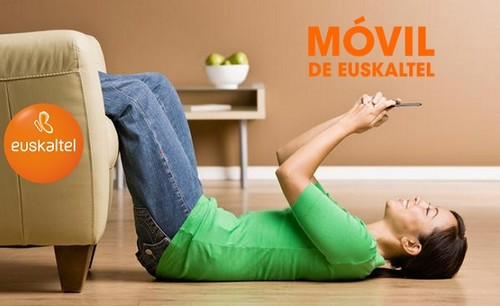 Euskaltel sube entre 1 y 2 euros sus tarifas a cambio de hasta 2 GB más y nuevas velocidades de fibra