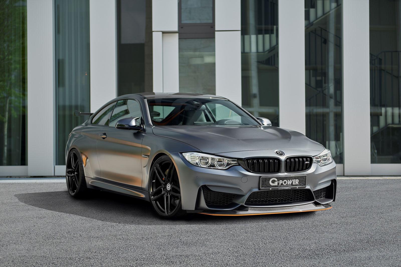 Foto de G-Power BMW M4 GTS (1/5)